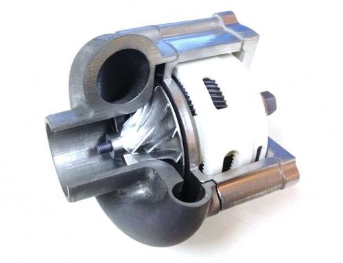 Belzona 3D Printed Turbine