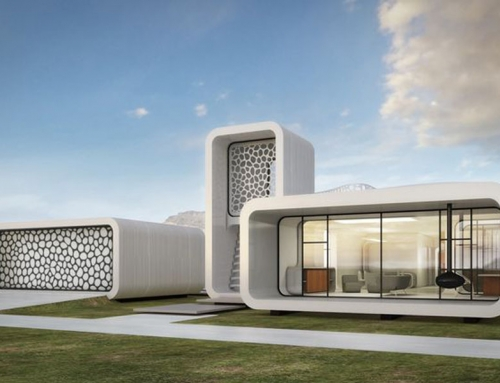 Dubai to Construct the World's First 3D Printed Office Building