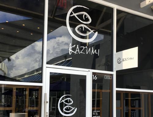 Kazumi Signage