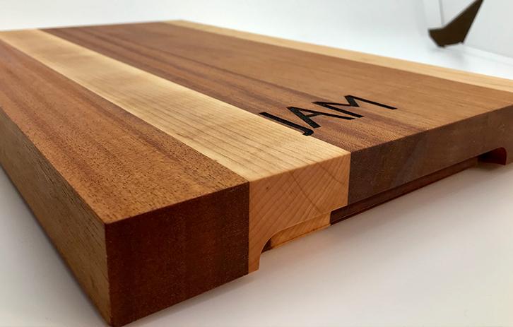 Custom Cutting Board Gift