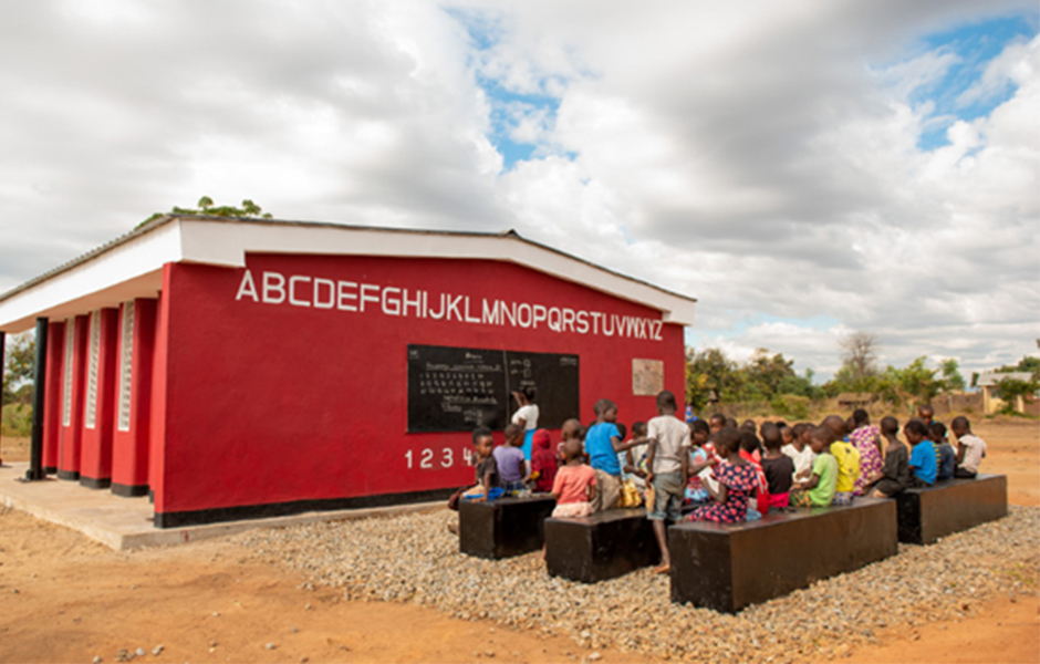 The First 3D-Printed School Has Opened its Doors in Malawi